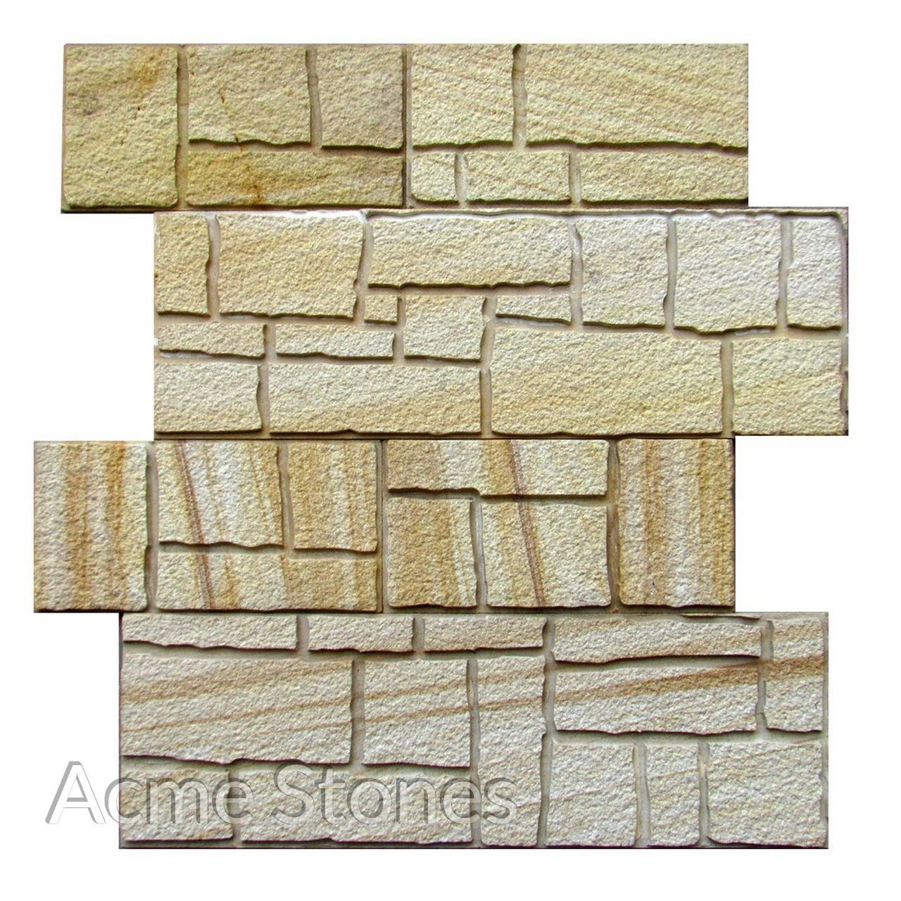 CNC Teak Brick