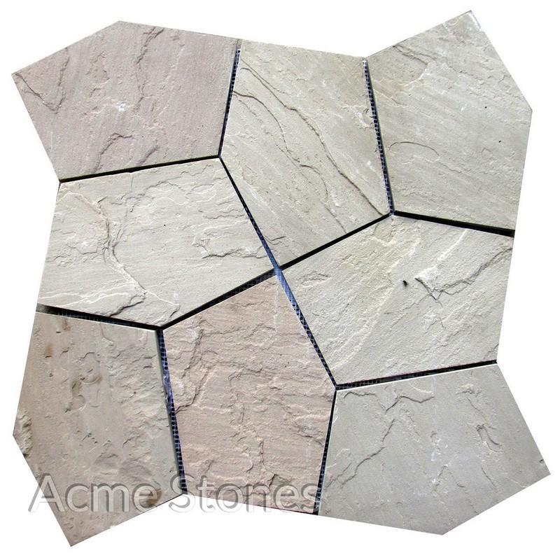 Flagstone Beige Natural 60x60cm