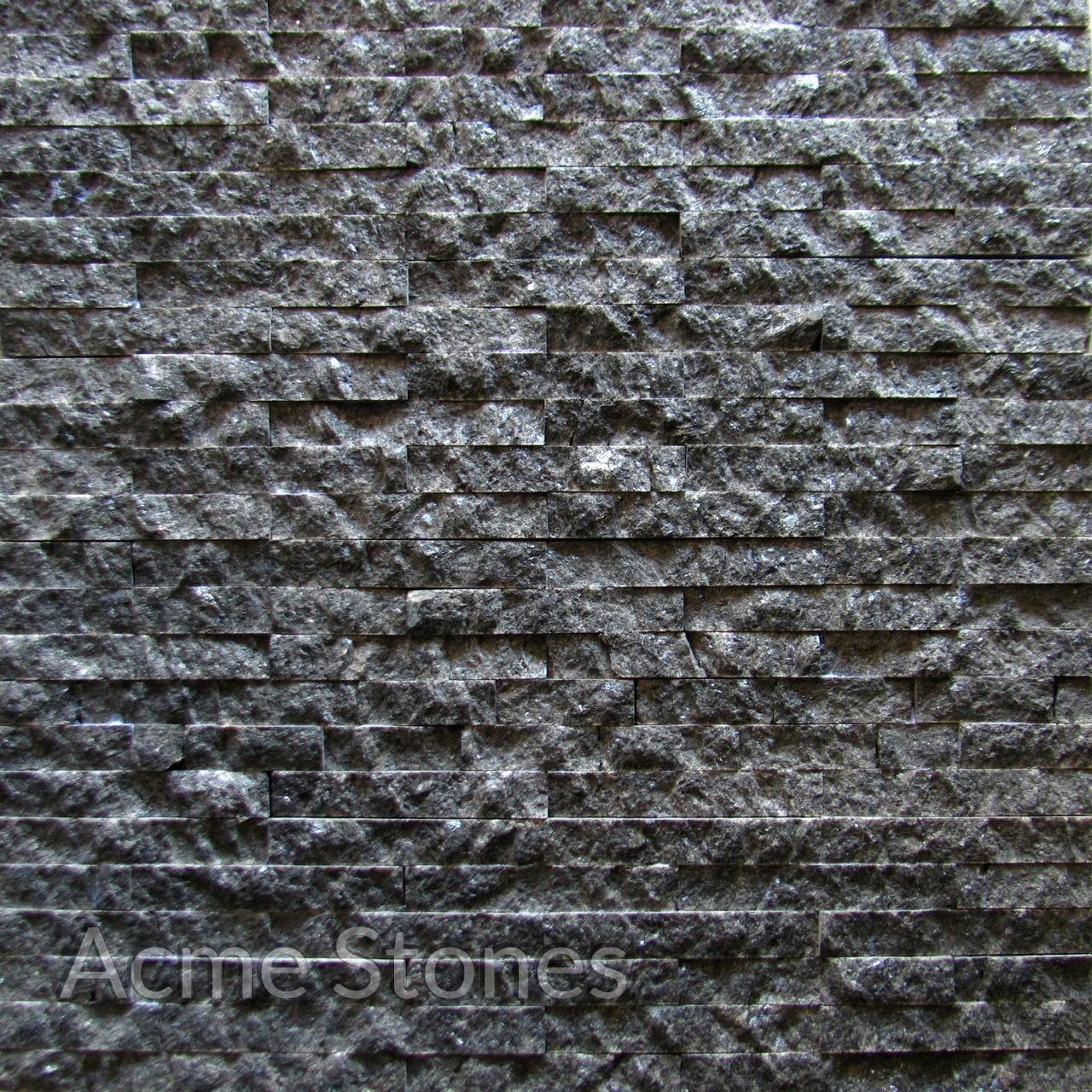 Stacking Black Granite Split 6 Patti
