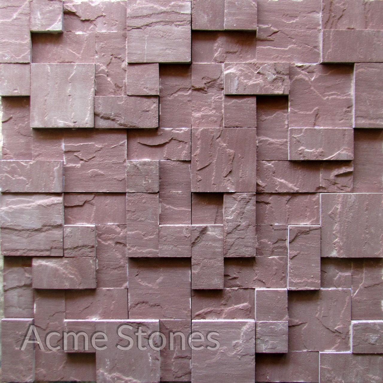 Set Pattern Chocolate Natural