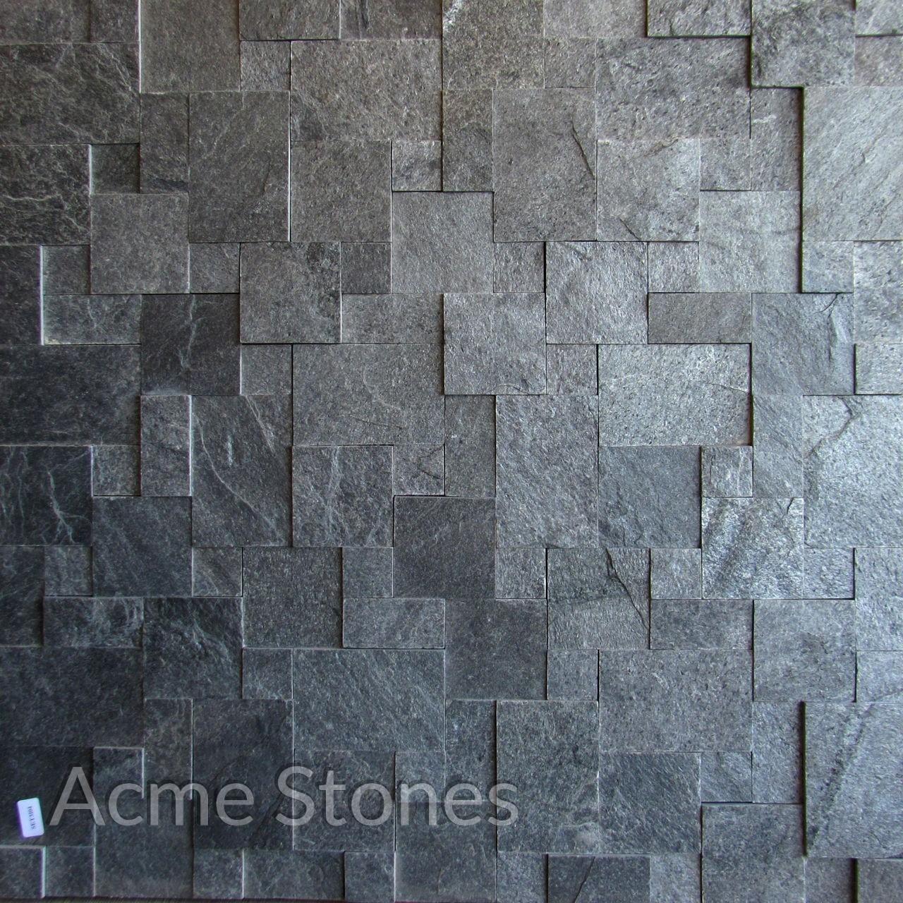 Set Pattern Silver Grey