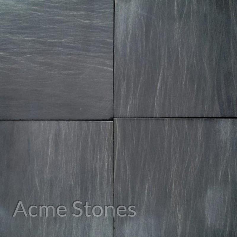 Sandstone Sagar Black Tiles