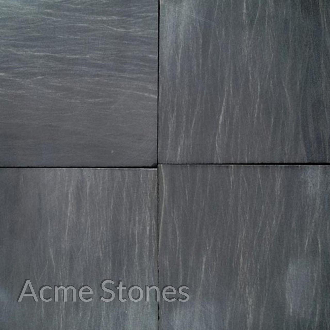Sandstone Sagar Black Slabs