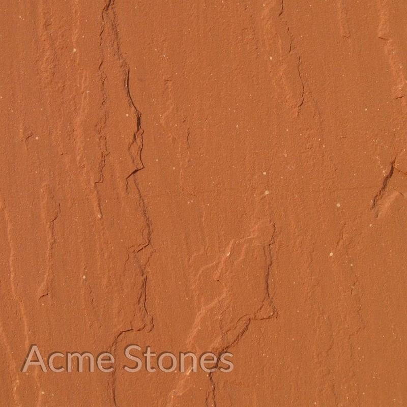 Sandstone Red Natural Tiles
