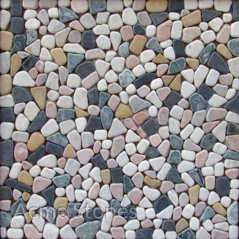 Multicolour Pebble