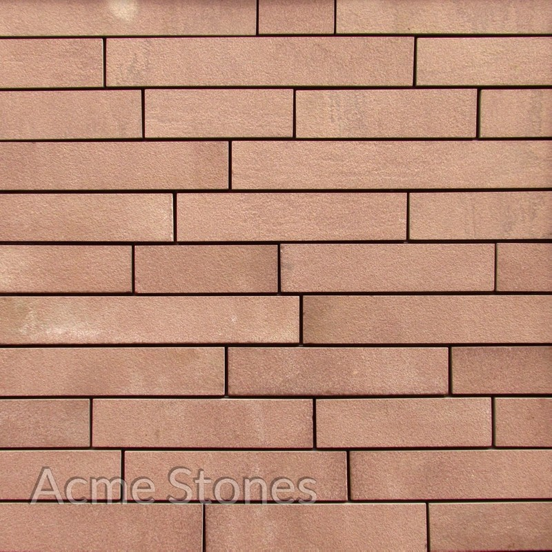 Brick Mandana Red Interlock
