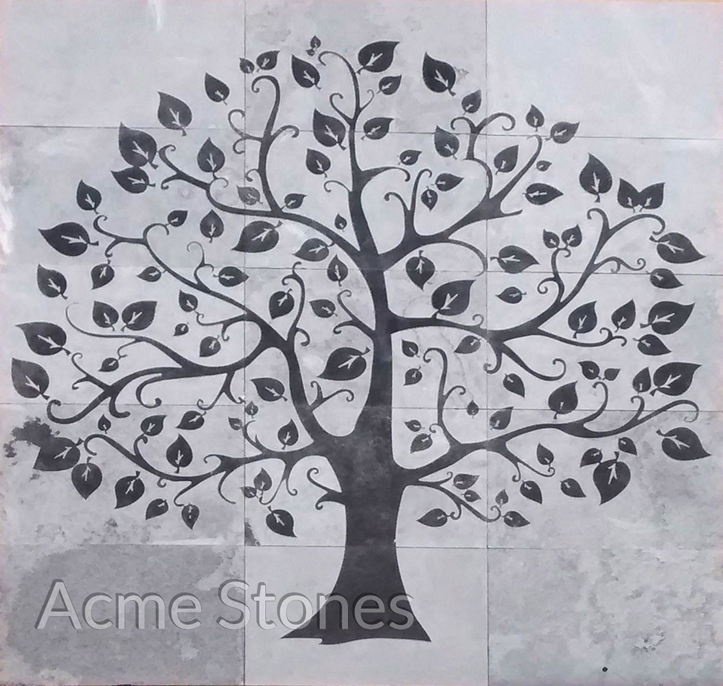 Banyan Tree Black Limestone