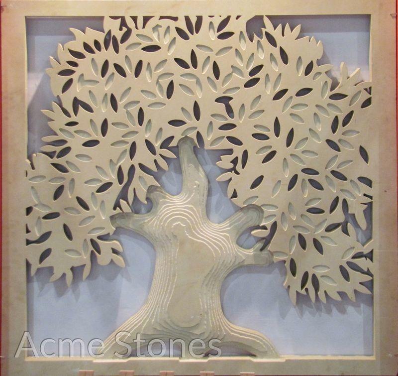 Banyan Tree 3D Beige