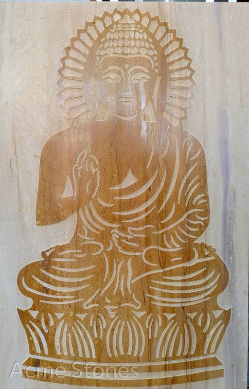 Buddha Sitting Pose