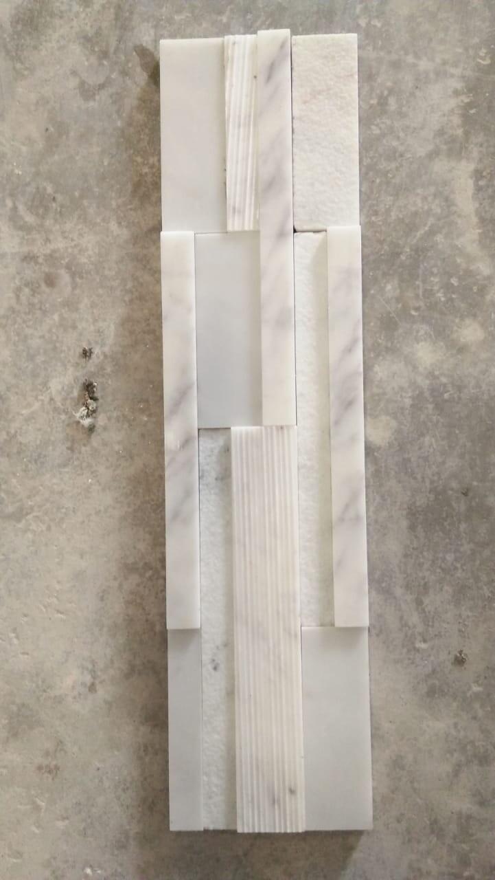 White Marble Multi Finish