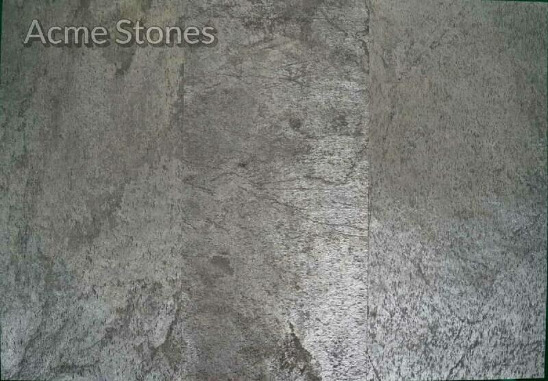 Stone Veneer - Silver Shine