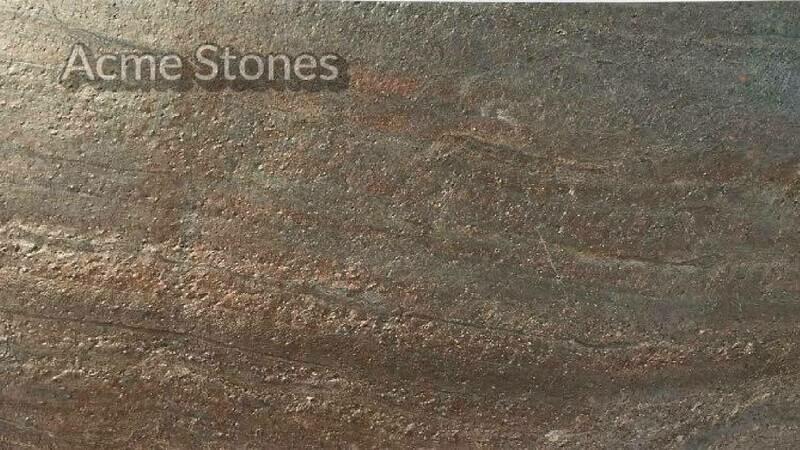 Stone Veneer - Copper