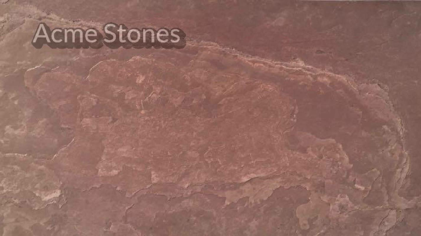Stone Veneer - Tera Red