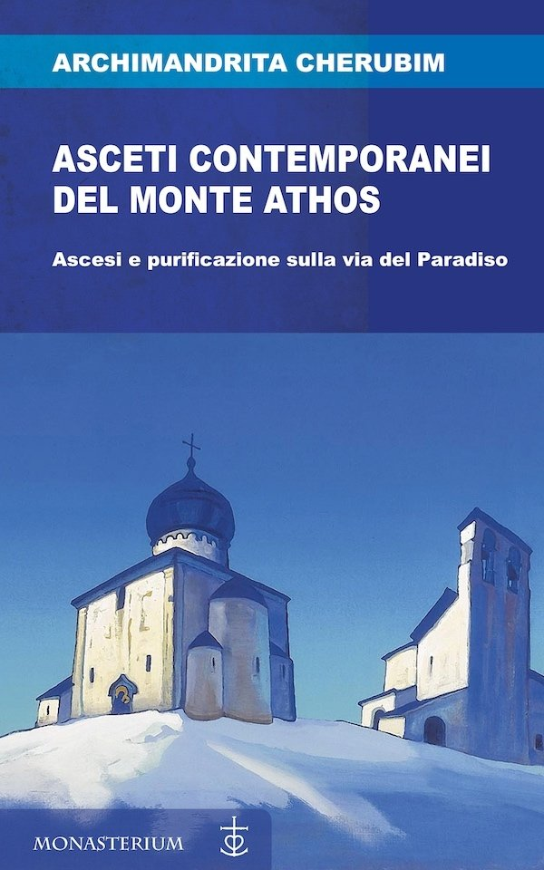 Asceti contemporanei del monte Athos_Ebook