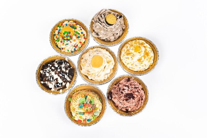 4ct Variety 3in NANA Pies