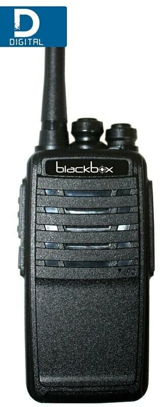 Black Box Basic UHV/VHF Radio