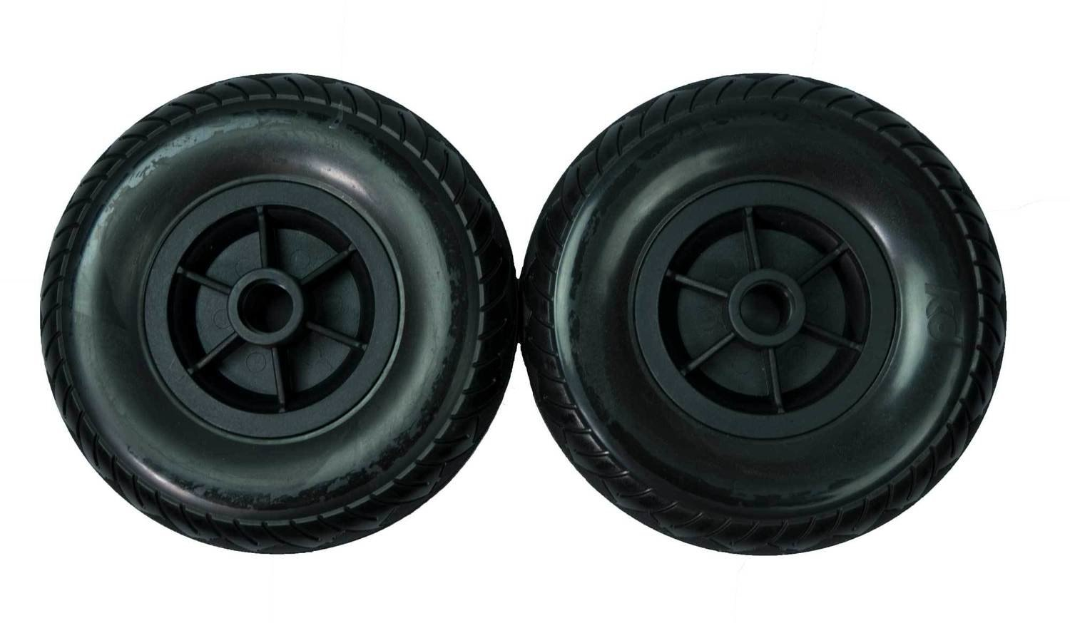 """Wheels, Front,  8"""" X 2"""" for DX and LX Models"""