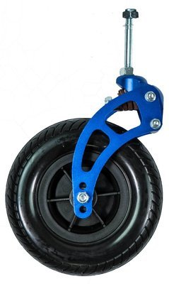 Front Fork and Wheel Assembly for Elite EX
