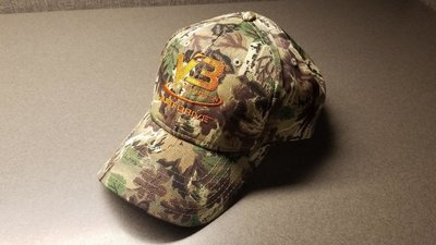 z-Port Authority® Pro Camouflage Series Garment-Washed Cap C871