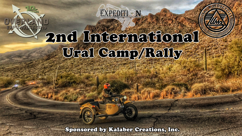 2nd International Ural Camp/Rally Patch