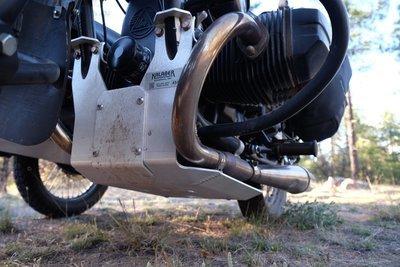 Engine Skid Plate