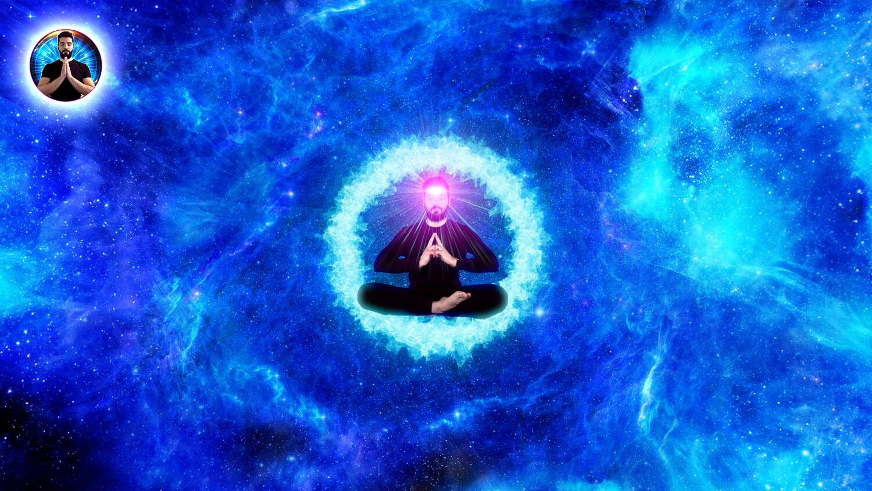 THIRD EYE Chakra Meditation 888 Hz 🌟Angelic Healing 😴 432Hz Quantum Healing Sleep Music