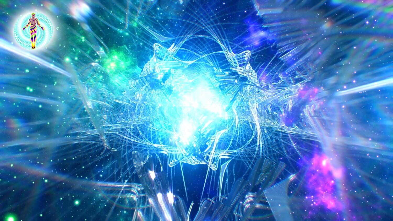 Cleanse your Aura Energy 🧘🏻♂️10000 Hz Detox your Pineal Gland 444 Hz Stimulation Drums Meditation