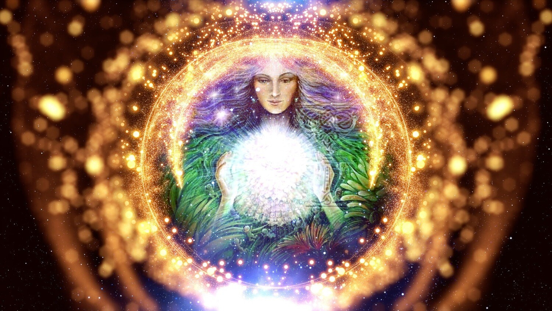 DIVINE Feminine Energy Chakras Healing ꩜ 417Hz 639Hz 852Hz 963Hz ❖ 432Hz Solfeggio Power Meditation