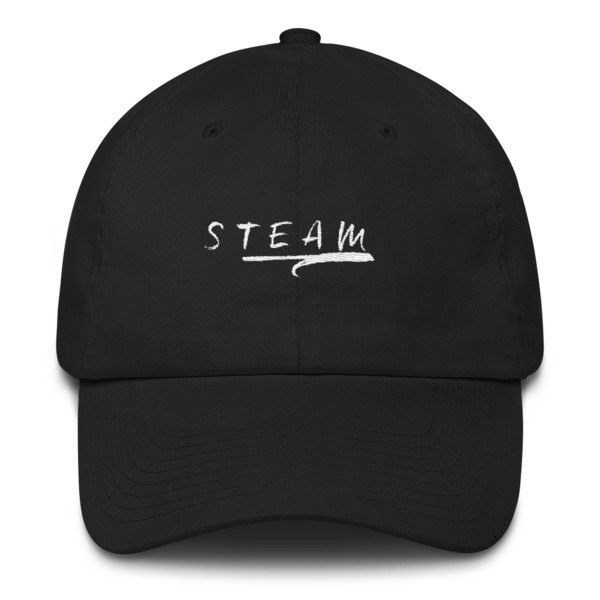 Women's STEAM Cap (Embroidered)