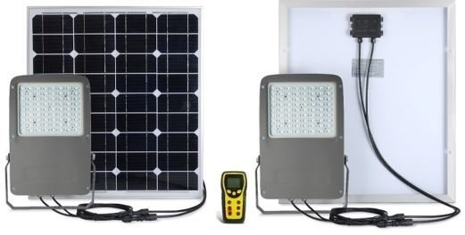 Solar Flood Light PnP 7200 Lumen