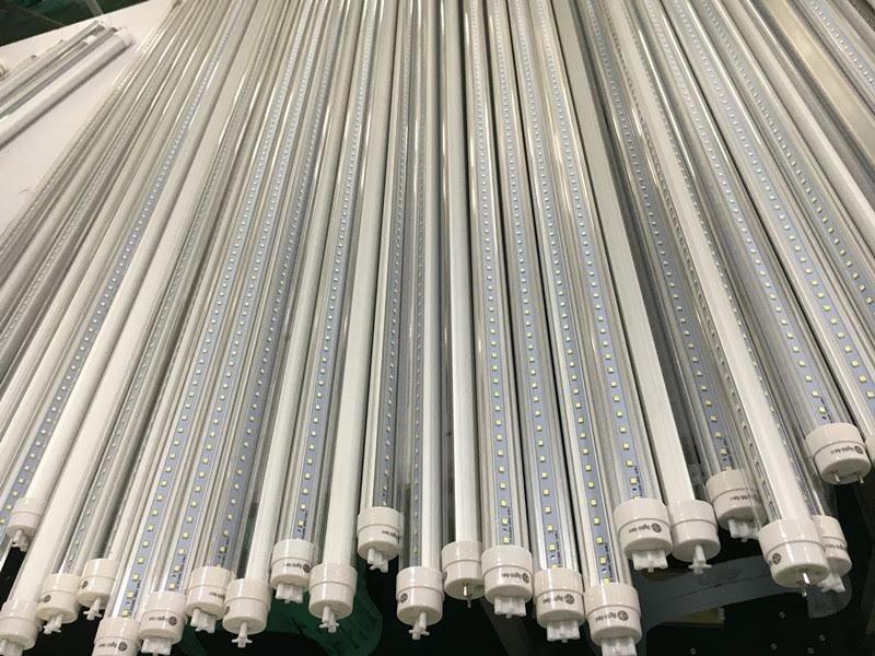 20 Pack, 8' LED Tube Lights 40 Watt