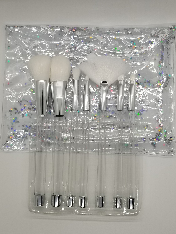 Glitter Make-Up Brushes