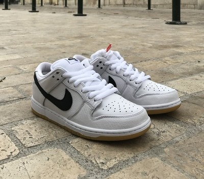 Nike SB DUNK orange label