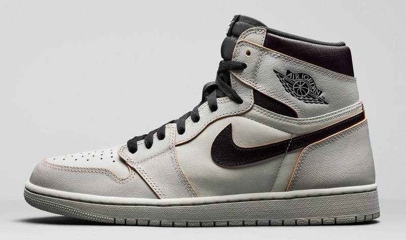 AIR JORDAN 1 HIGH OG DEFIANT LIGHT BONE/BLACK-CRIMSON TINT-HYPER PINK
