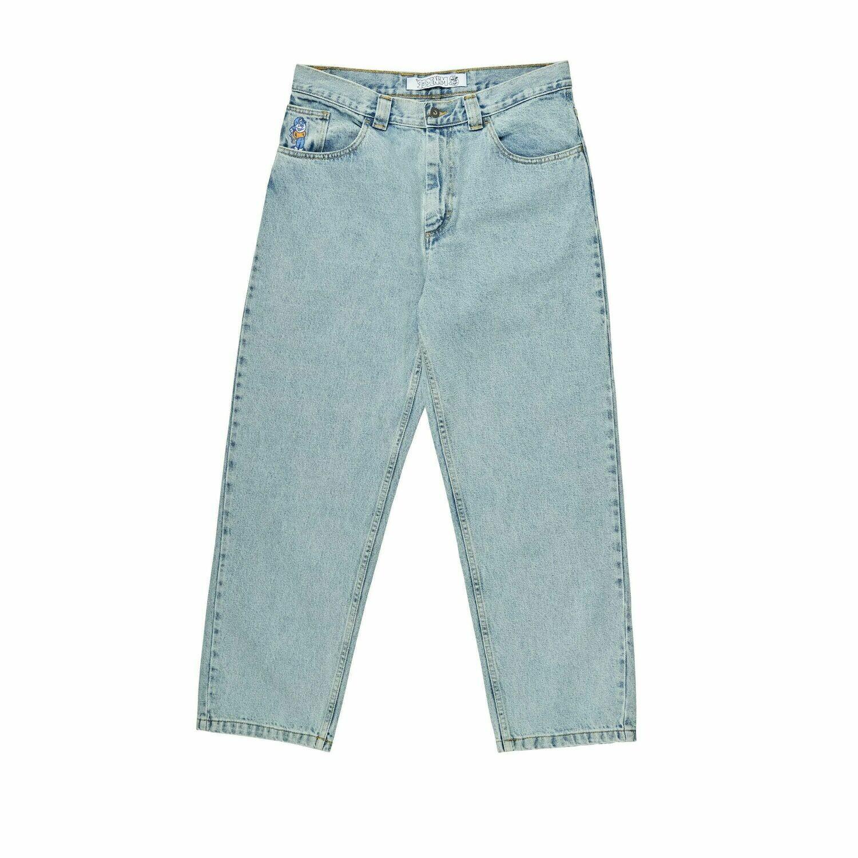 Pants Polar - 93's Denim - Light Blue