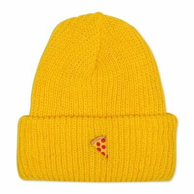 Pizza beanie Y