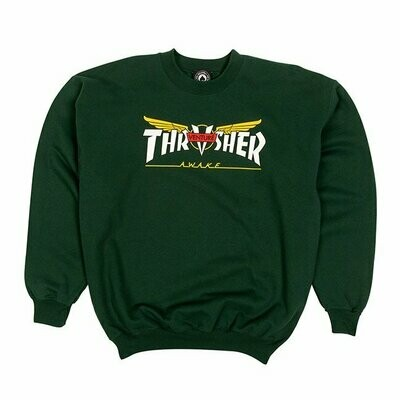 Venture Collab Crewneck (Forest Green)