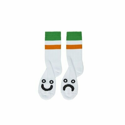 HAPPY SAD SOCKS - STRIPES