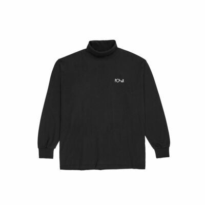 SCRIPT-TURTLENECK-EGYPTIAN-Black