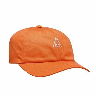 TRIPLE TRIANGLE CURVED VISOR HAT