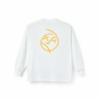 BIG BOY LONGSLEEVE - WHITE