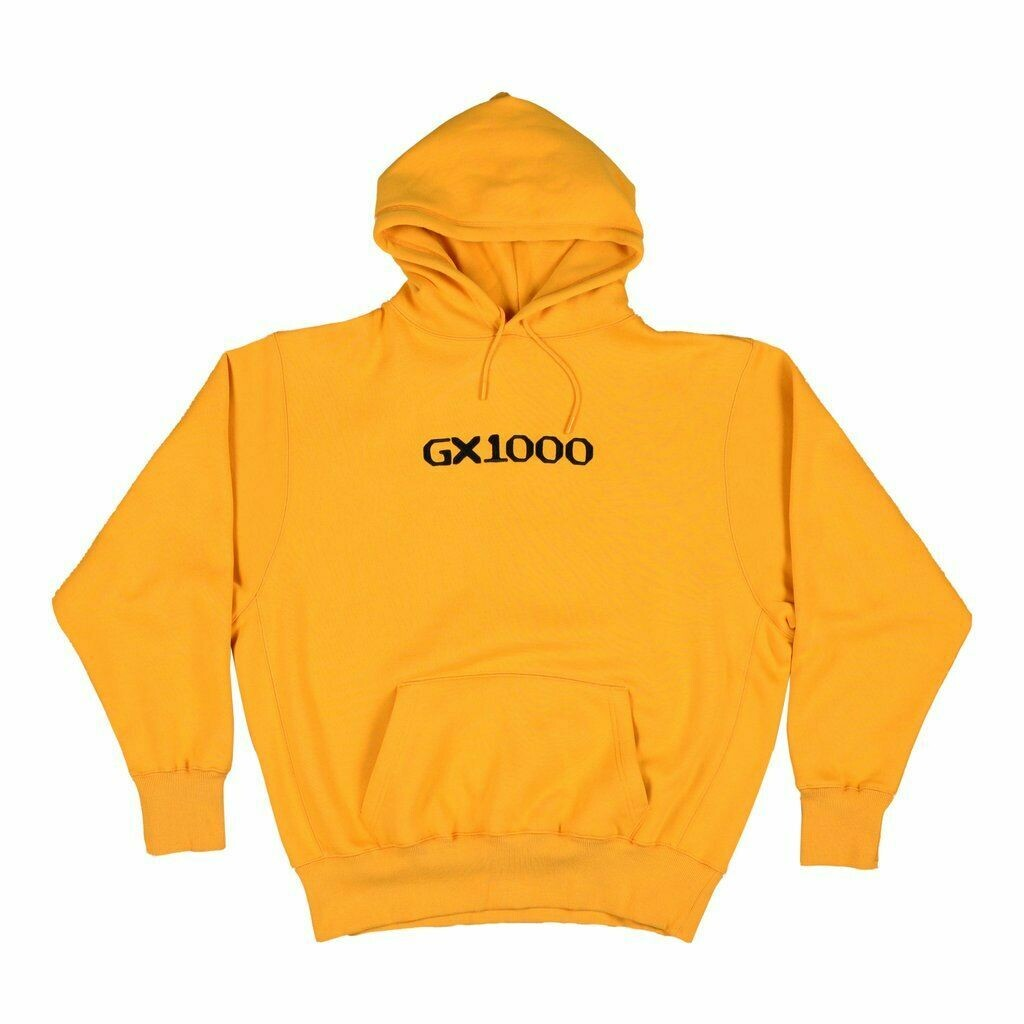 OG Logo Hood Sweat [Gold]