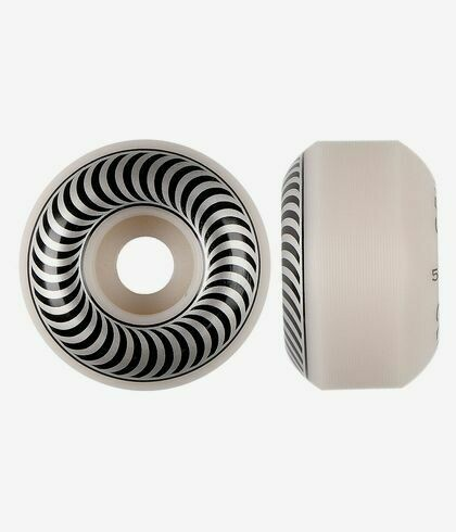 SPITFIRE CLASSIC ROUE (WHITE) 54MM 101 a