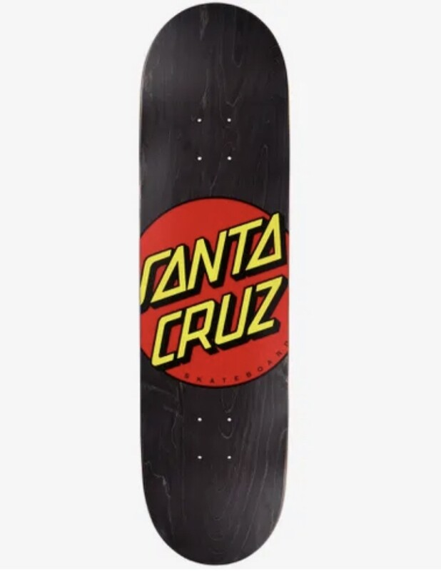 Santa Cruz deck 8,25