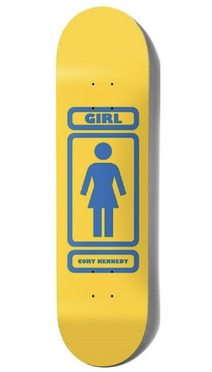 Girl Skateboards Kennedy 93 Til Deck 8.5