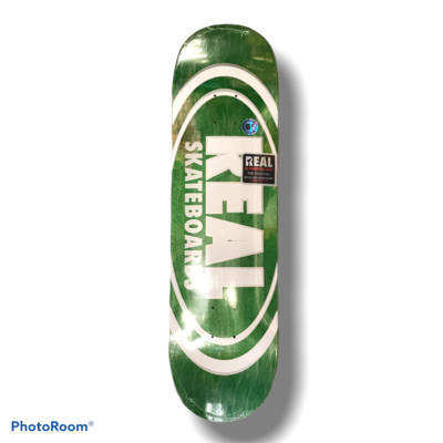 Real deck oval 8,5