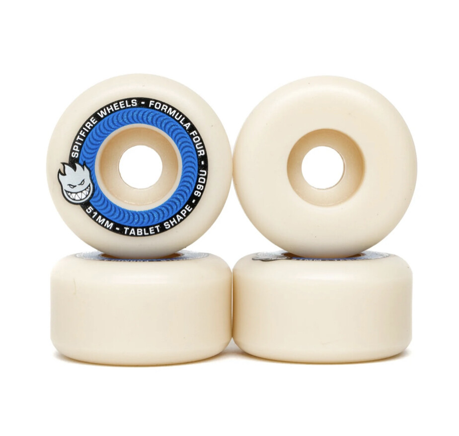 Spitfire Formula Four Tablets 99DU  53mm