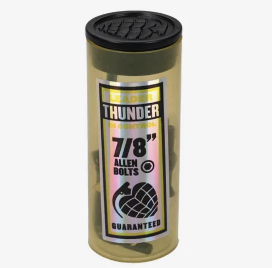 """THUNDER 7/8"""" Vis"""