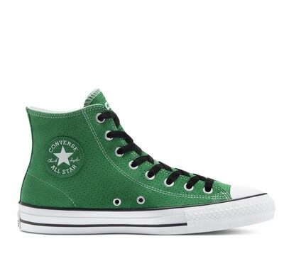 Converse CONS Perforated Suede CTAS Pro High Top Green, Black