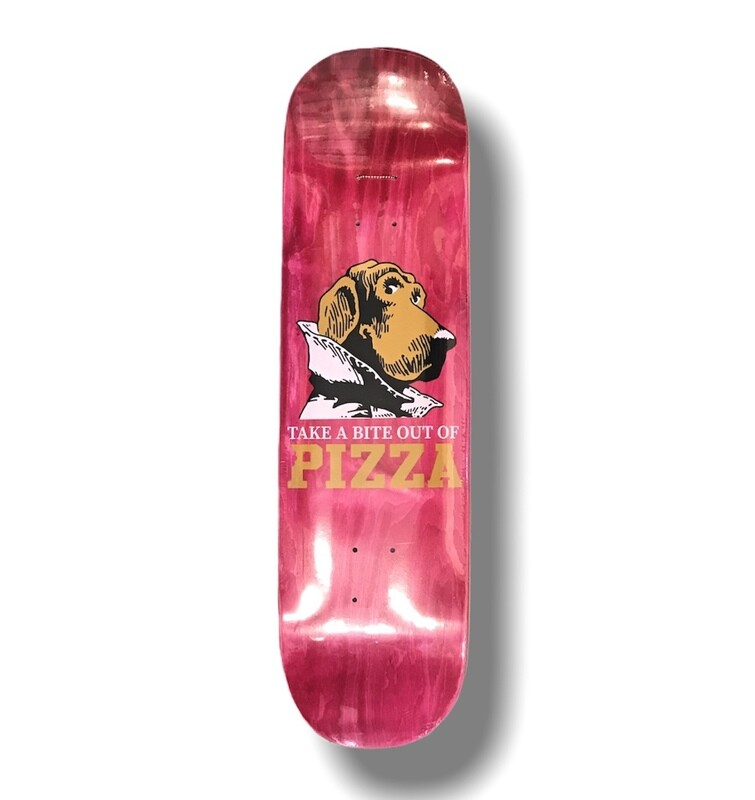 Pizza take a bite 8,5